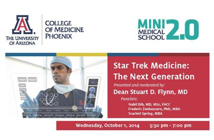 Mini-Medical School 2.0 - Star Trek Medicine: The Next Generation