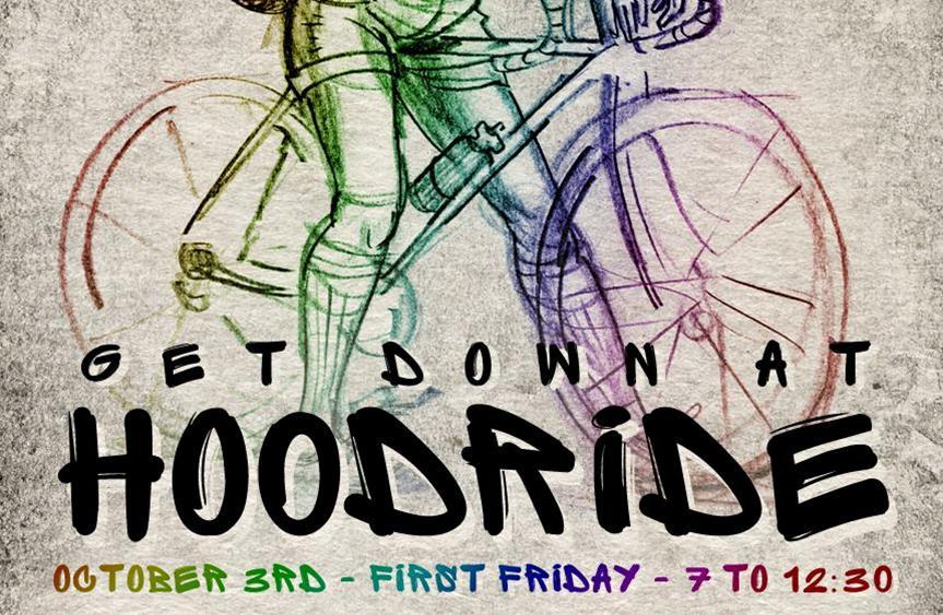 Get Down at HoodRide