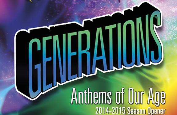 Generations - Anthems of Our Age