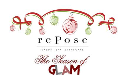 The Season of Glam RePose Holiday Party