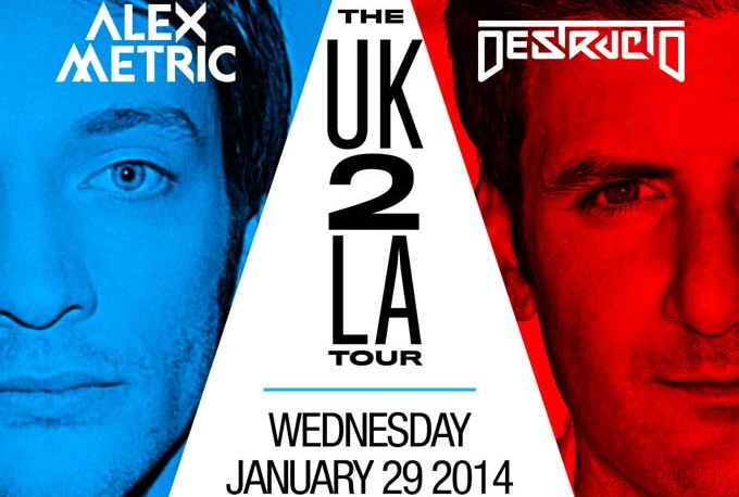 Alex Metric and Destructo