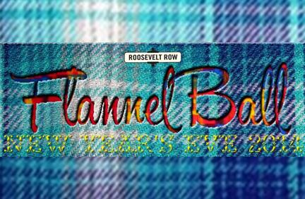New Year's Eve Flannel Ball and Art Show