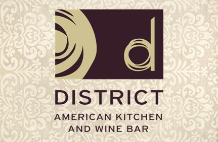 Christmas Day Dinner at District American Kitchen and Wine Bar