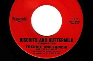 Biscuits and Buttermilk