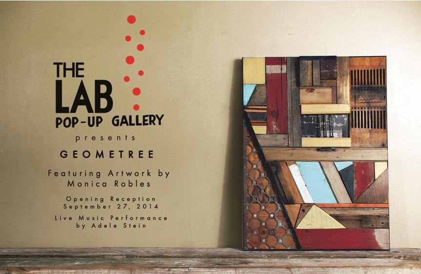 'Geometree' Art Show