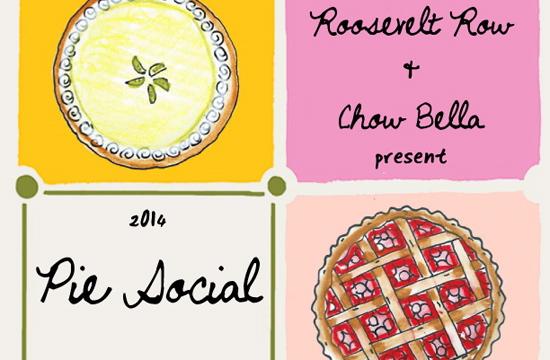 Annual Pie Social