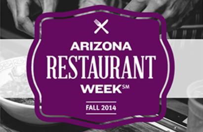 Arizona Restaurant Week - Nobou at Teeter House
