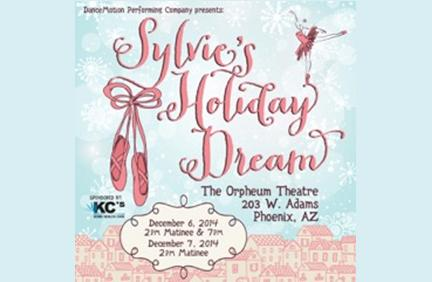 Sylvie's Holiday Dream - Dance Motion Performing Company