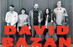 David Bazan + Passenger String Quartet