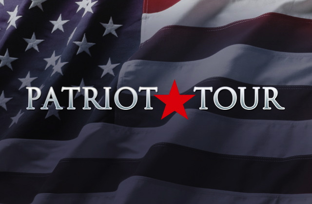 Marcus Luttrell's Patriot Tour