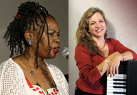 Mainstream Jazz: Beth Lederman and Sherry Roberson
