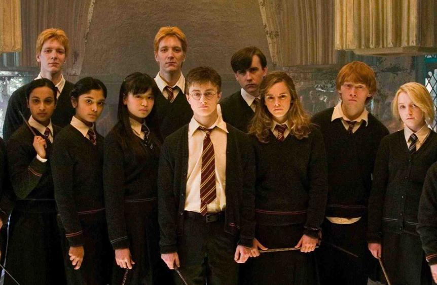 Halloween at Hogwarts
