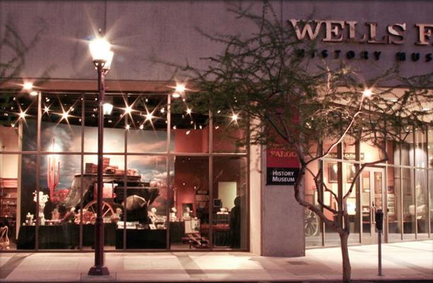 Wells Fargo History Museum Tour