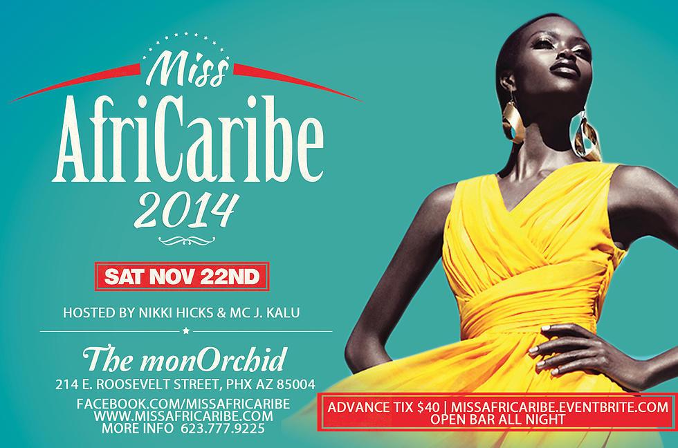 Miss AfriCaribe