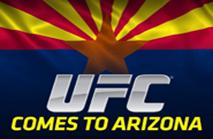 UFC Coming to Phoenix