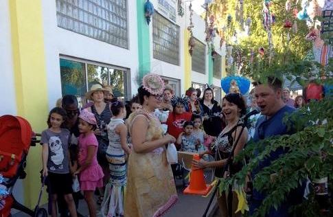 P.A.P.A. and Grand Avenue Festival 2014