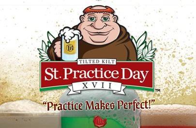 St. Practice Day