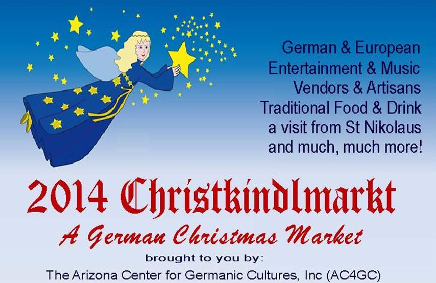 2014 Christindkmarkt - A German Christmas Market