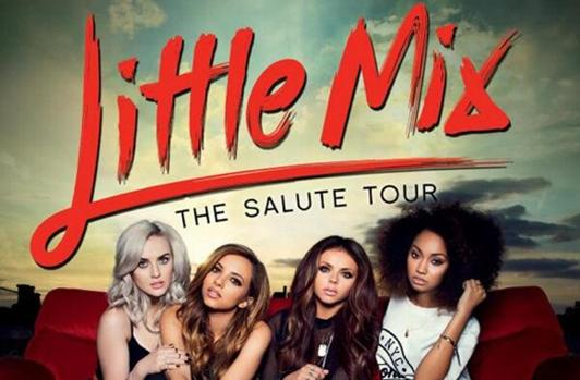 Little Mix: The Salute Tour - CANCELLED