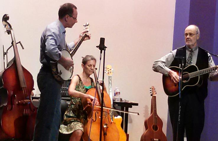 Musicians Showcase - Three Legged Dog