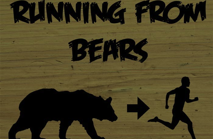 Running From Bears