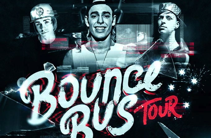 Bounce Bus Tour - Featuring Joel Fletcher, Will Sparks, and Timmy Trumpet