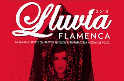Lluvia Flamenca 2015