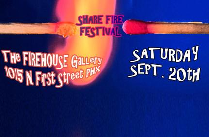 Share Fire Festival