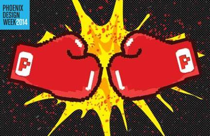 Phoenix Design Week:  Shutterstock's Pixels of Fury + PHXDW Kickoff Party