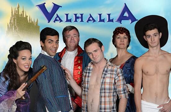 Valhalla - Nearly Naked Theatre