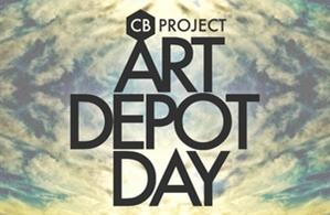 CB Art Project Depot Day