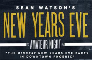 Sean Watson's New Years Eve