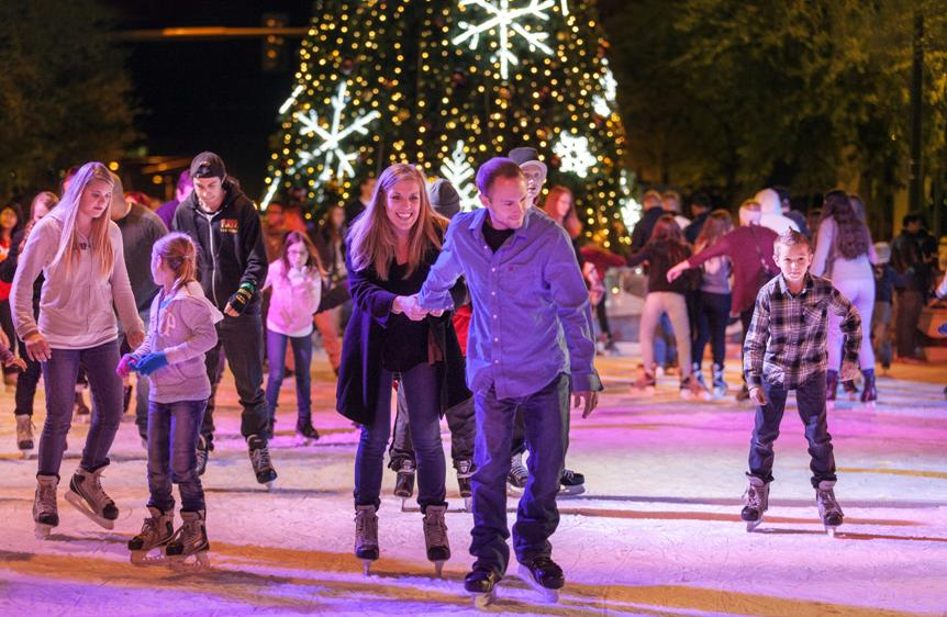CitySkate Holiday Ice Rink