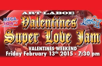 The Art Laboe Valentine Super Love Jam