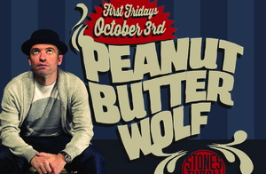 Pop Up! Blunt Club:  Peanut Butter Wolf