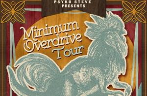 Austin Lucas' Minimum Overdrive