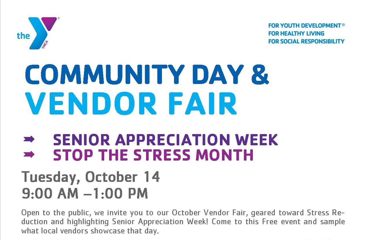 Community Day & Vendor Fair